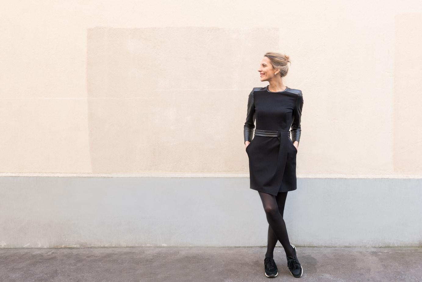 la petite robe noire le dressing id al. Black Bedroom Furniture Sets. Home Design Ideas