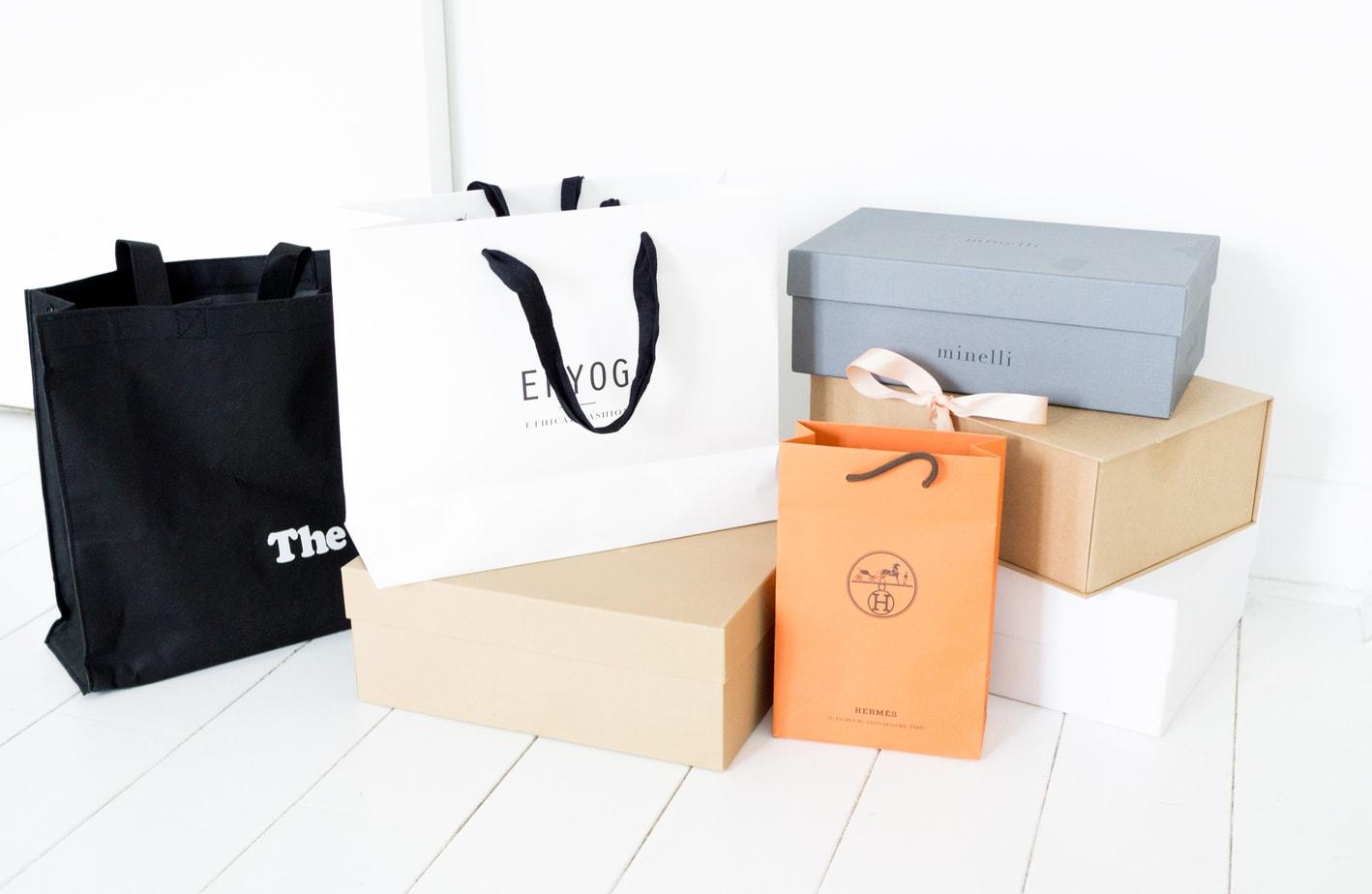 pourquoi acheter sans plaisir est culpabilisant le dressing id al. Black Bedroom Furniture Sets. Home Design Ideas