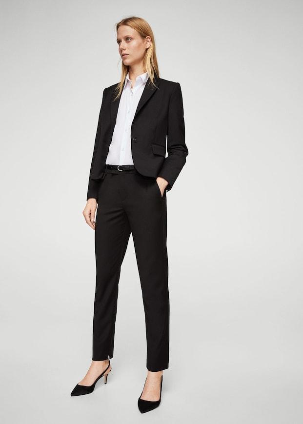 ae3ddd3d9c33 Le pantalon smart ou pantalon de smoking - Le Dressing Idéal