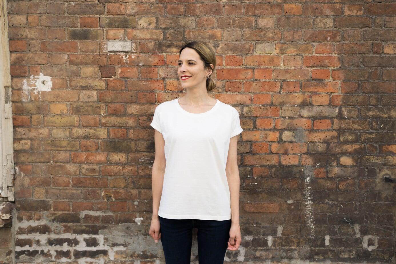 355f9cf8a9 Le tee-shirt blanc basique parfait : mon comparatif - Le Dressing Idéal