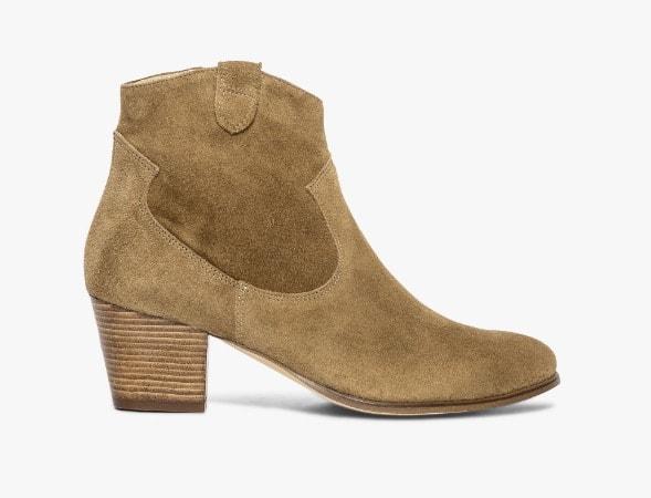 681d138a2d5e7a Les boots Dickers d'Isabel Marant : où trouver des modèles ...