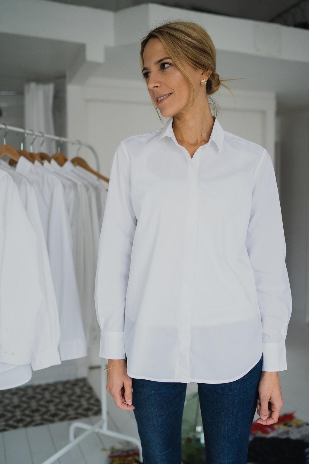 Trouver la chemise blanche idéale   8 marques au banc d essai - Le ... b606c8d48456