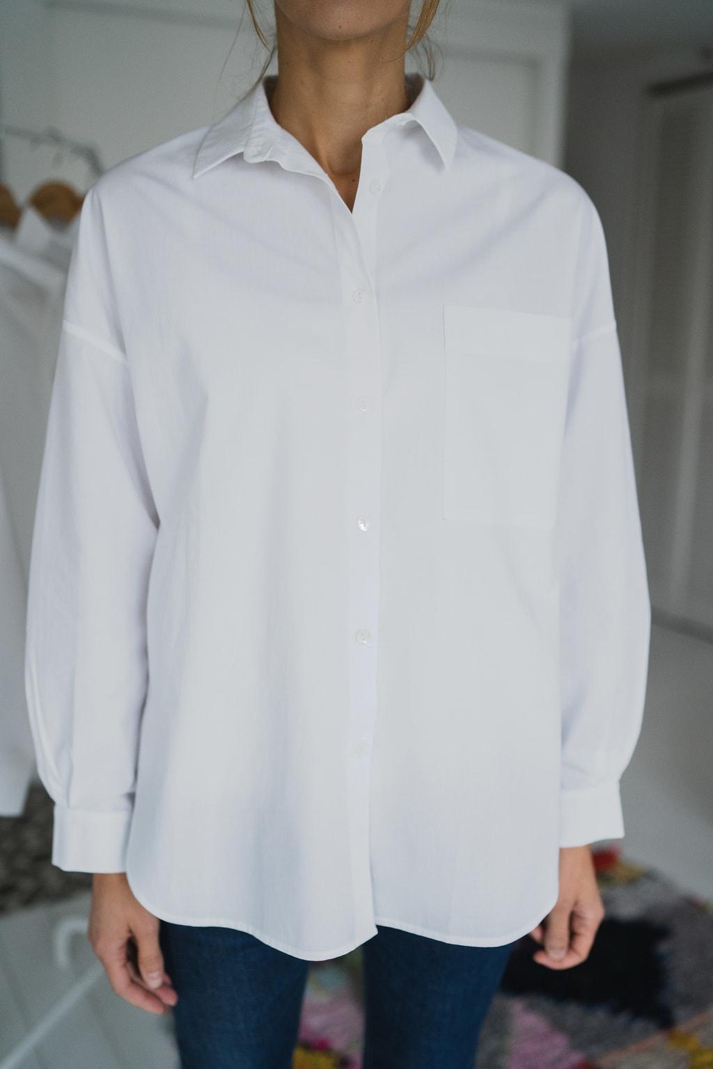 gamme complète d'articles date de sortie vraie affaire Trouver la chemise blanche idéale : 8 marques au banc d ...