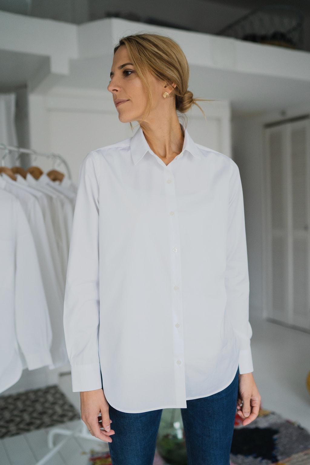 8df8f18b26e42 Trouver la chemise blanche idéale   8 marques au banc d essai - Le ...