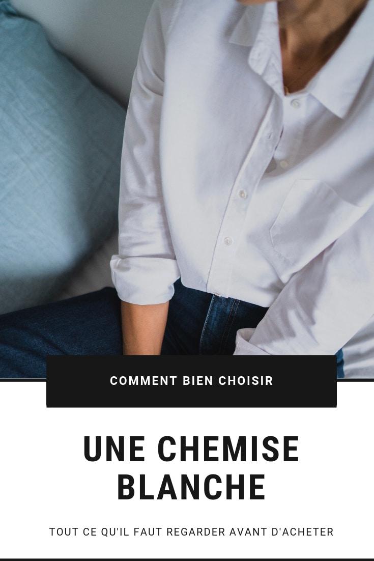 Comment bien choisir une chemise blanche le dressing id al - Porte chemise dressing ...