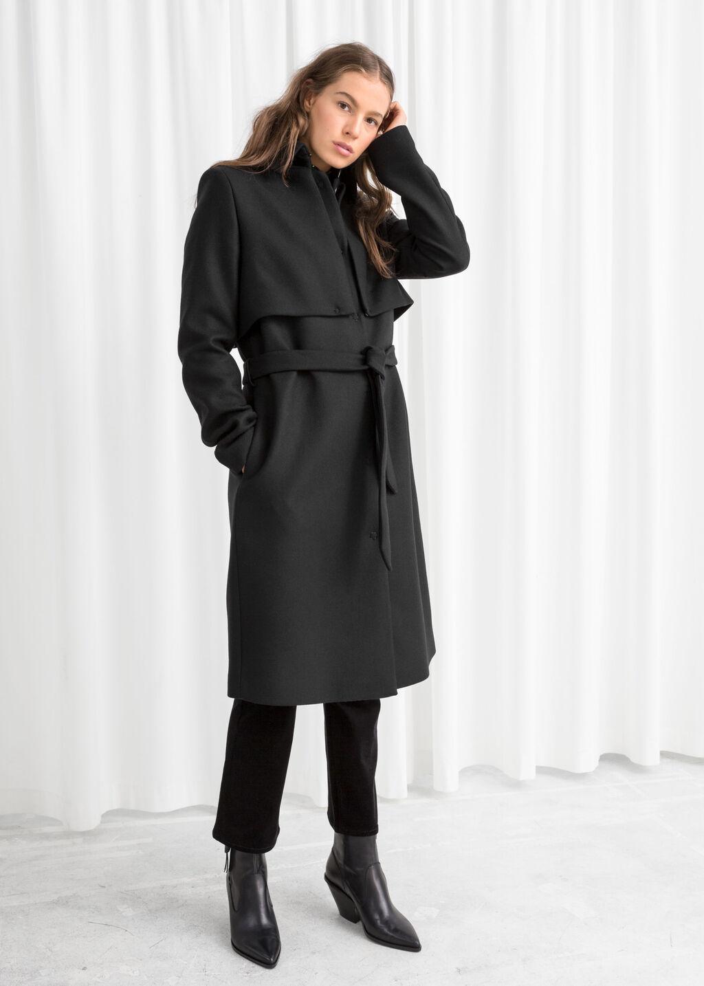 Manteau fourrure femme mi long