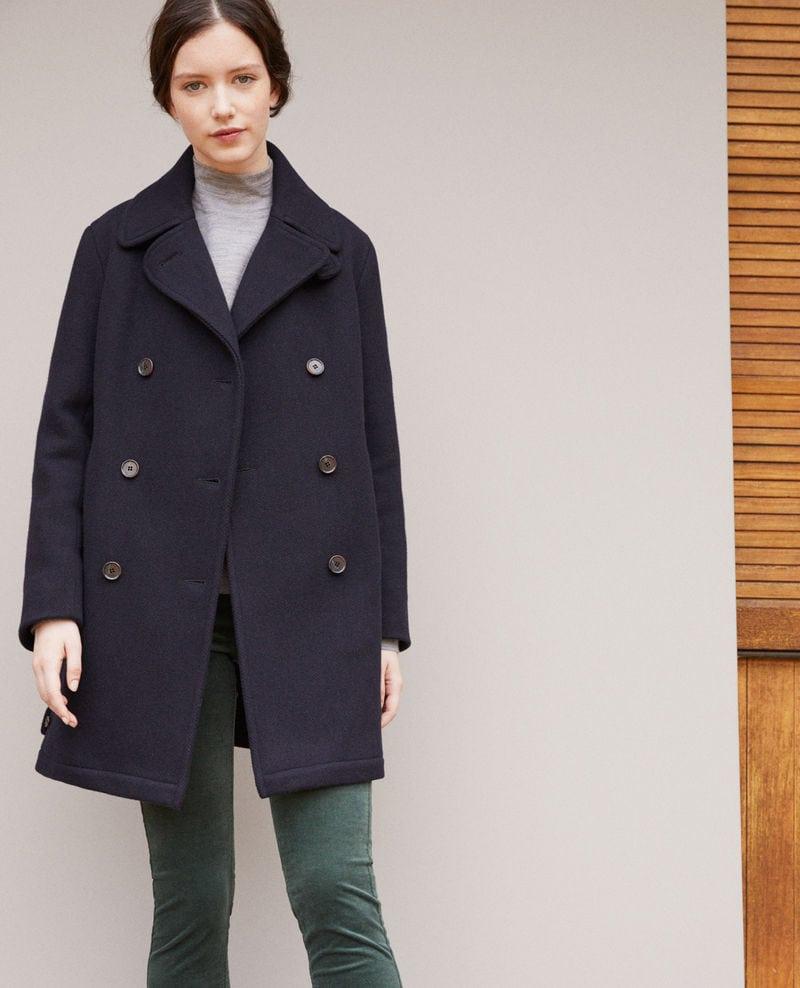 30 pourcent de laine dans un manteau