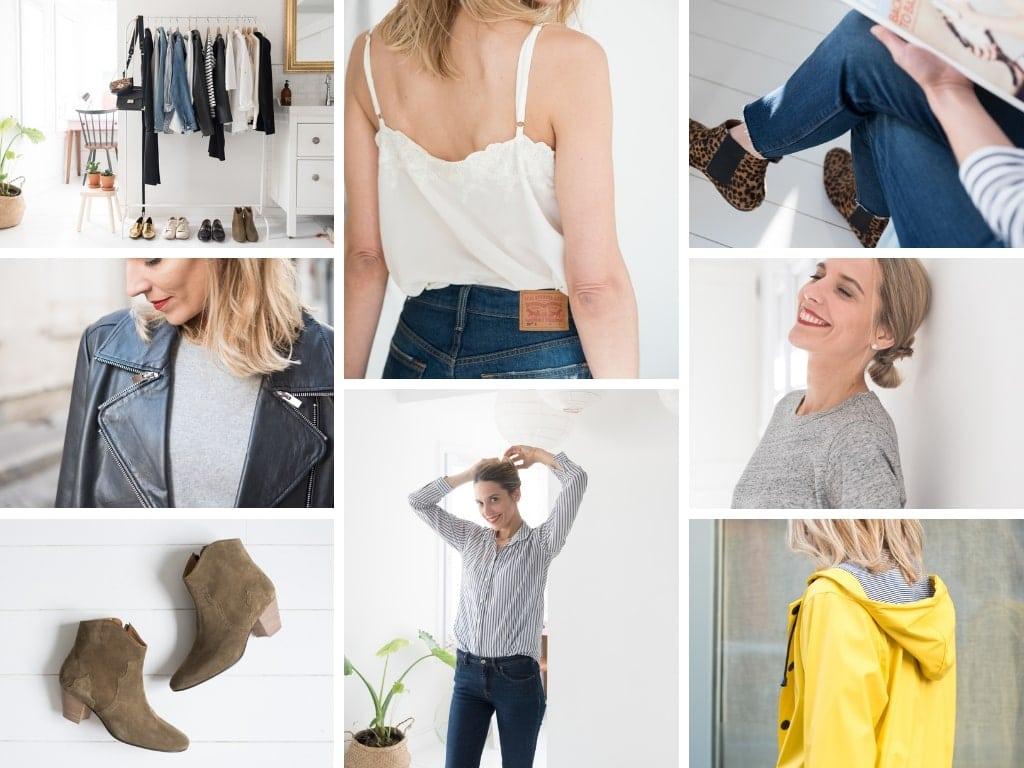 2019 mes objectifs pour le dressing id al le dressing. Black Bedroom Furniture Sets. Home Design Ideas