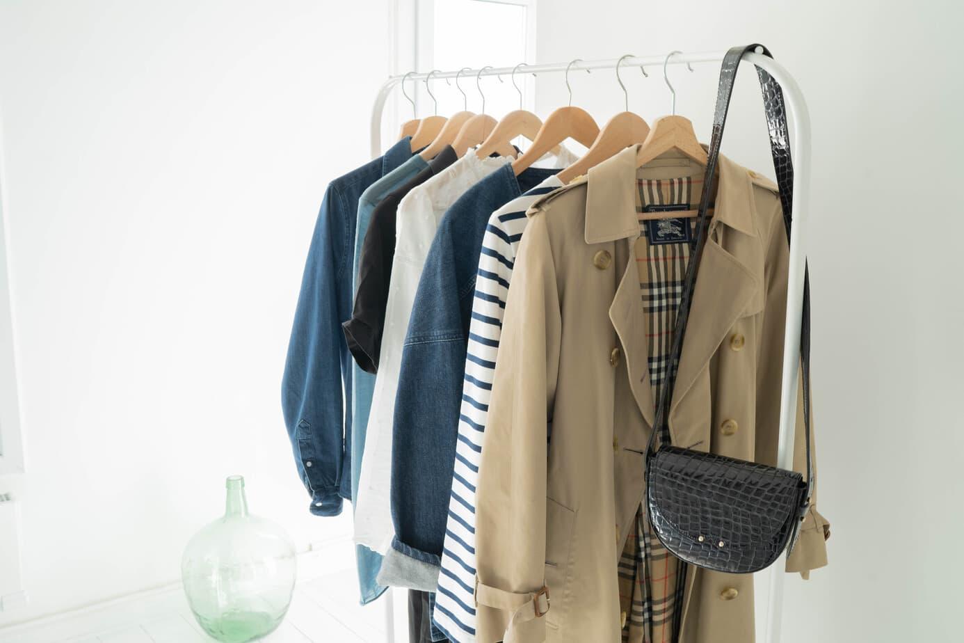 La Maison Du Dressing les basiques du printemps - le dressing idéal