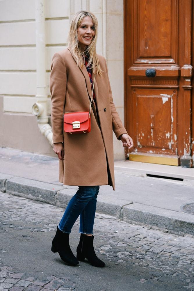 Quelle couleur avec un manteau beige